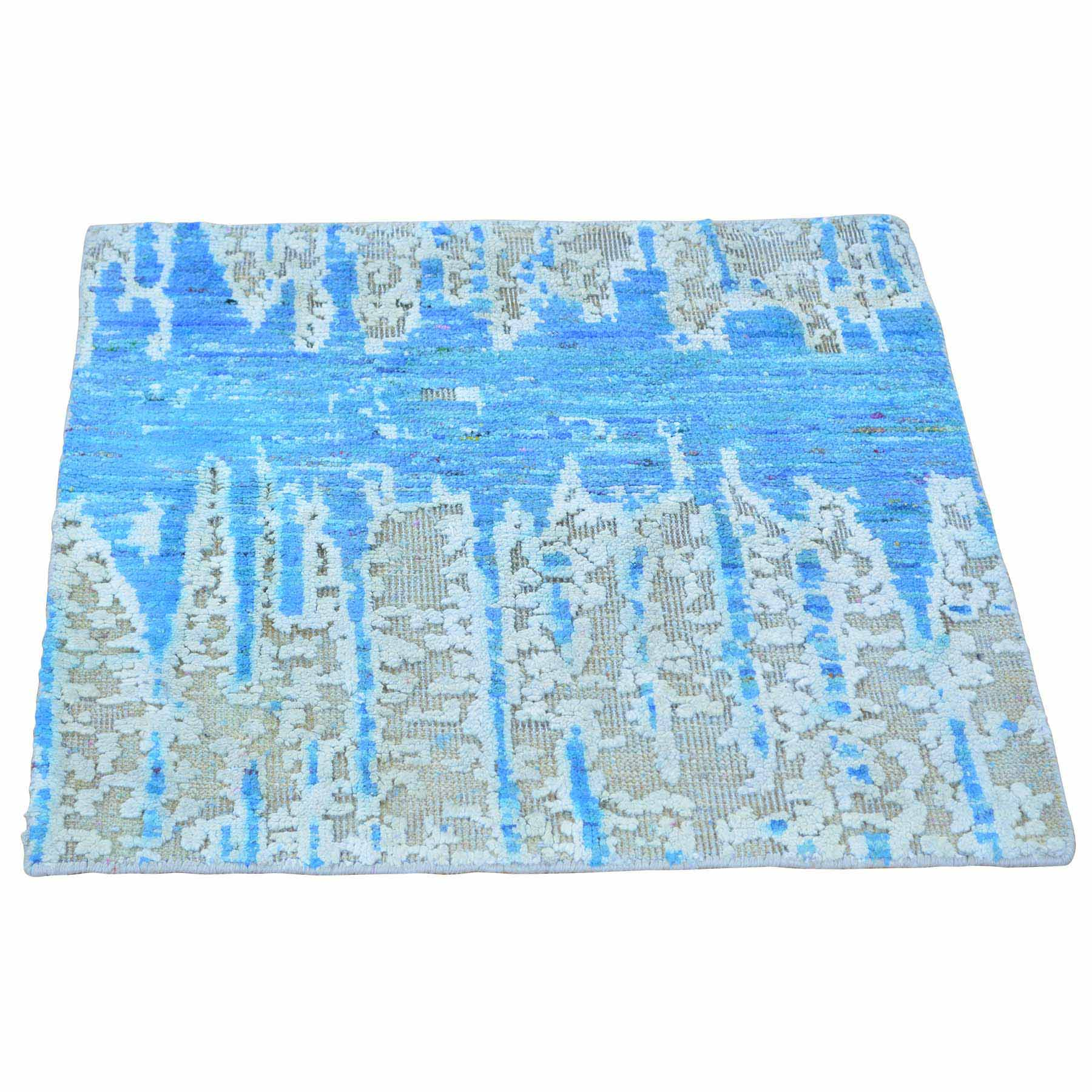 Modern-and-Contemporary-Hand-Knotted-Rug-121580