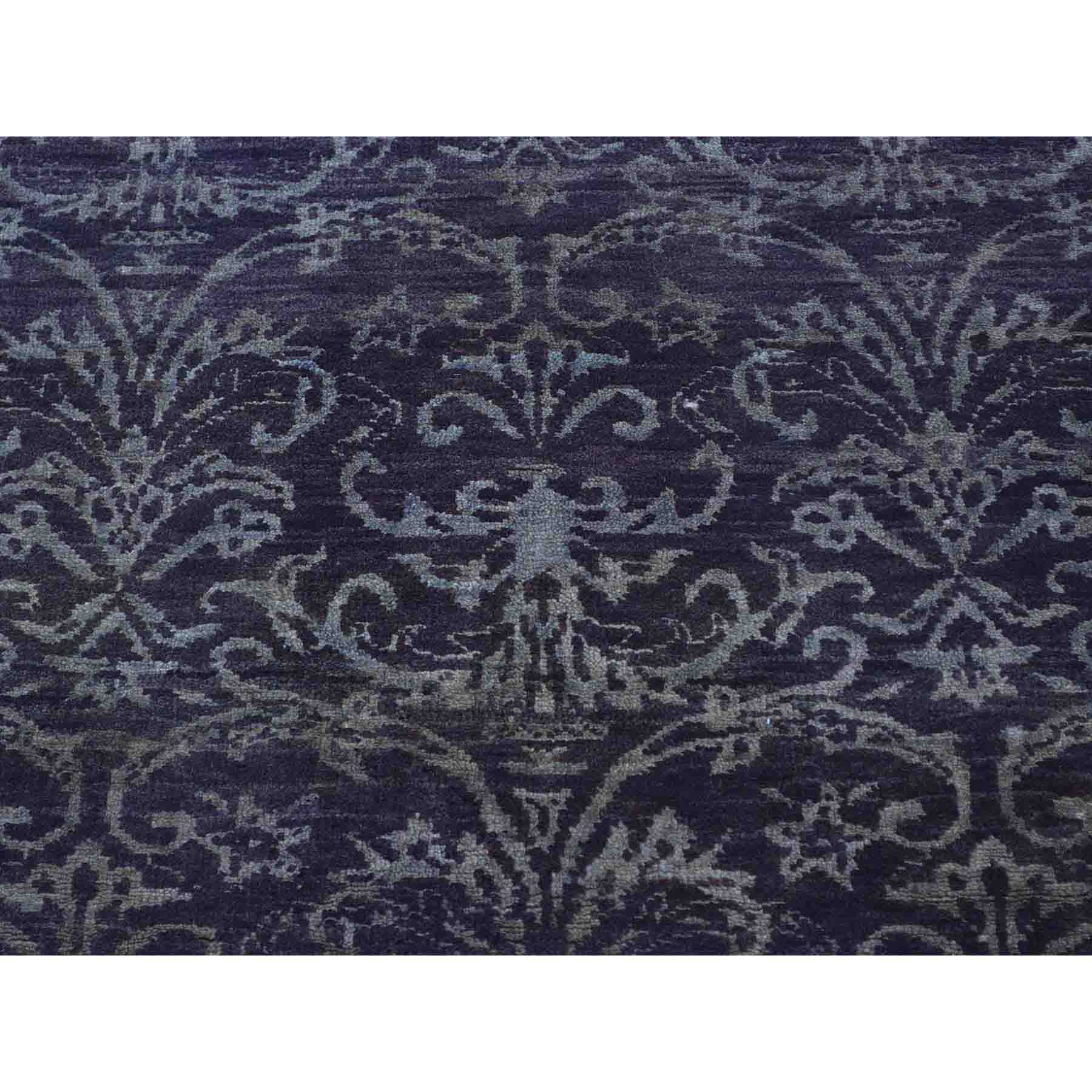 Modern-Contemporary-Hand-Knotted-Rug-136170