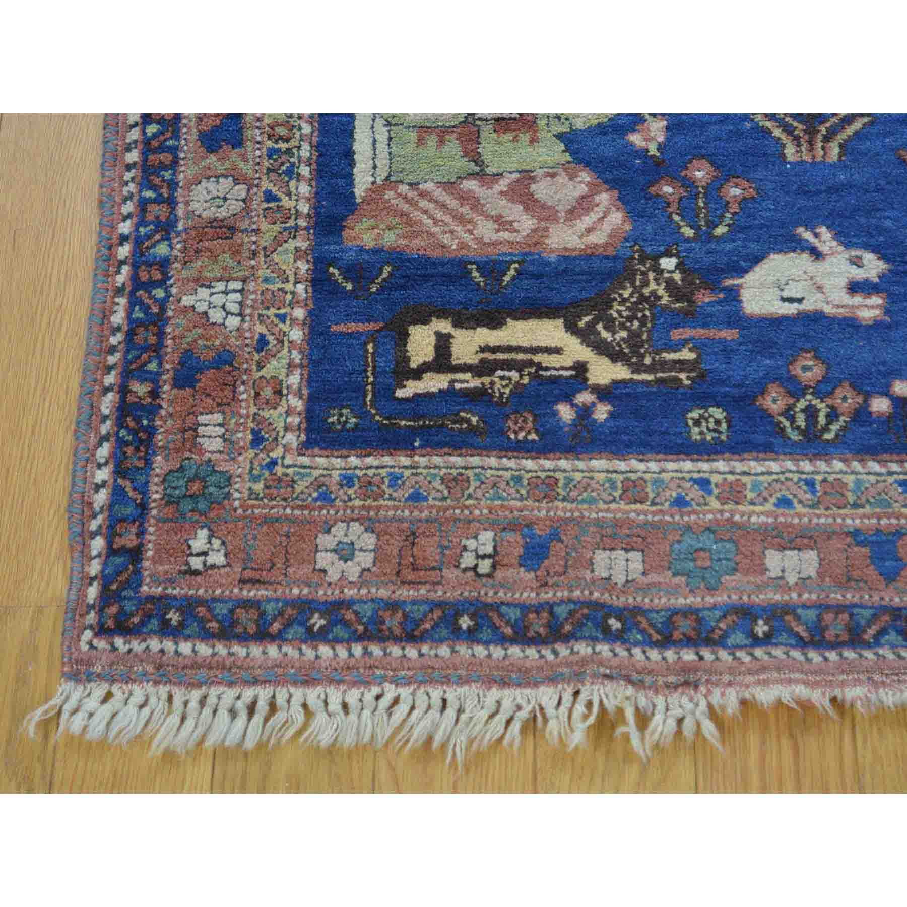 Antique-Hand-Knotted-Rug-141165