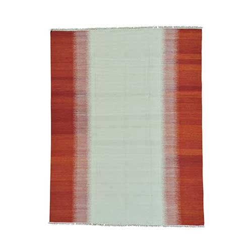 Durie Kilim Reversible Flat Weave Hand Woven Oriental