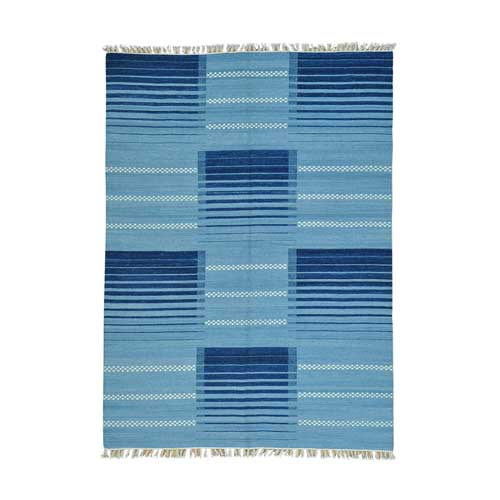 Flat Weave Hand Woven Reversible Durie Kilim Pure Wool
