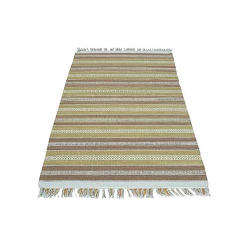 Flat Weave Reversible Durie Kilim Hand Woven Pure Wool