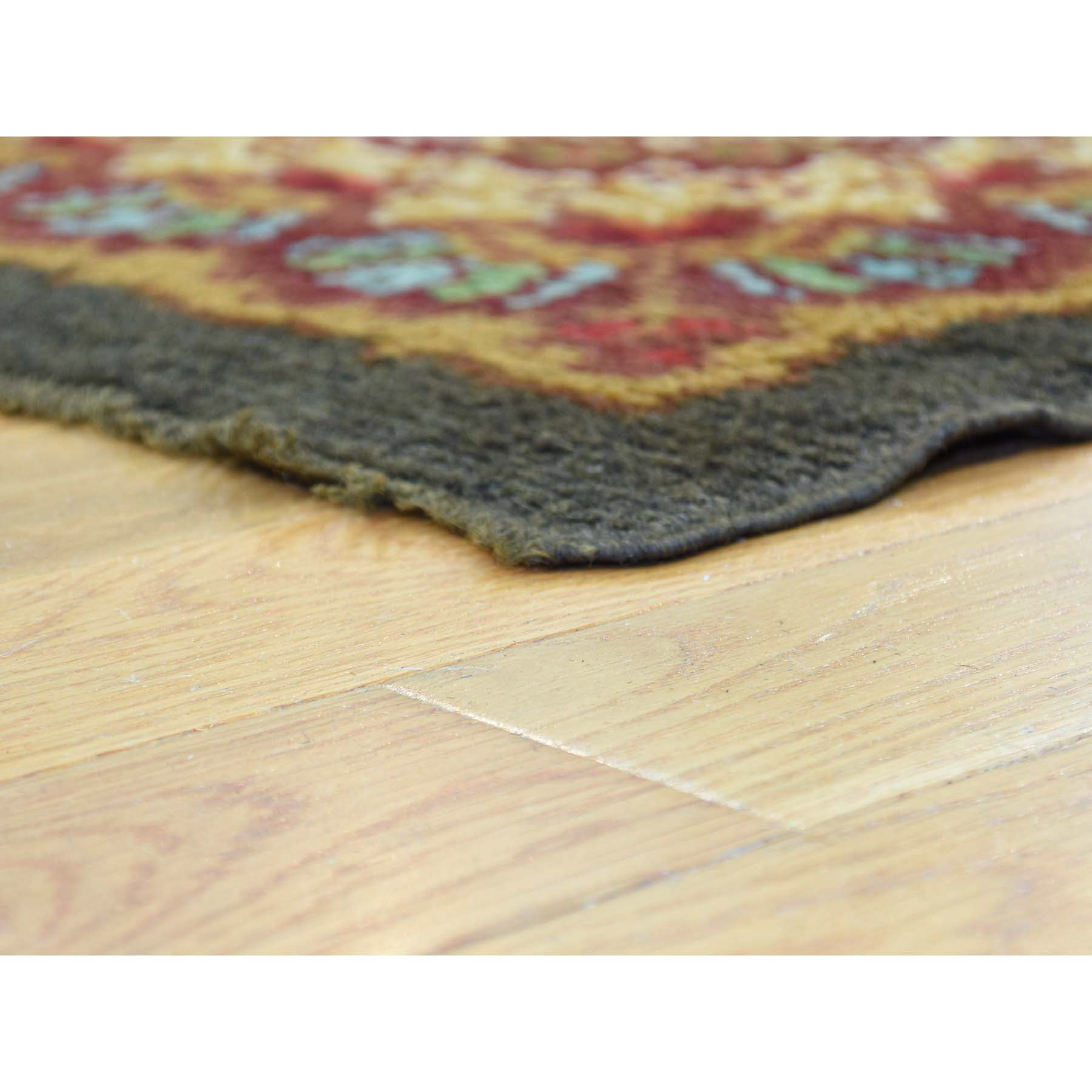 Antique-Hand-Knotted-Rug-160105