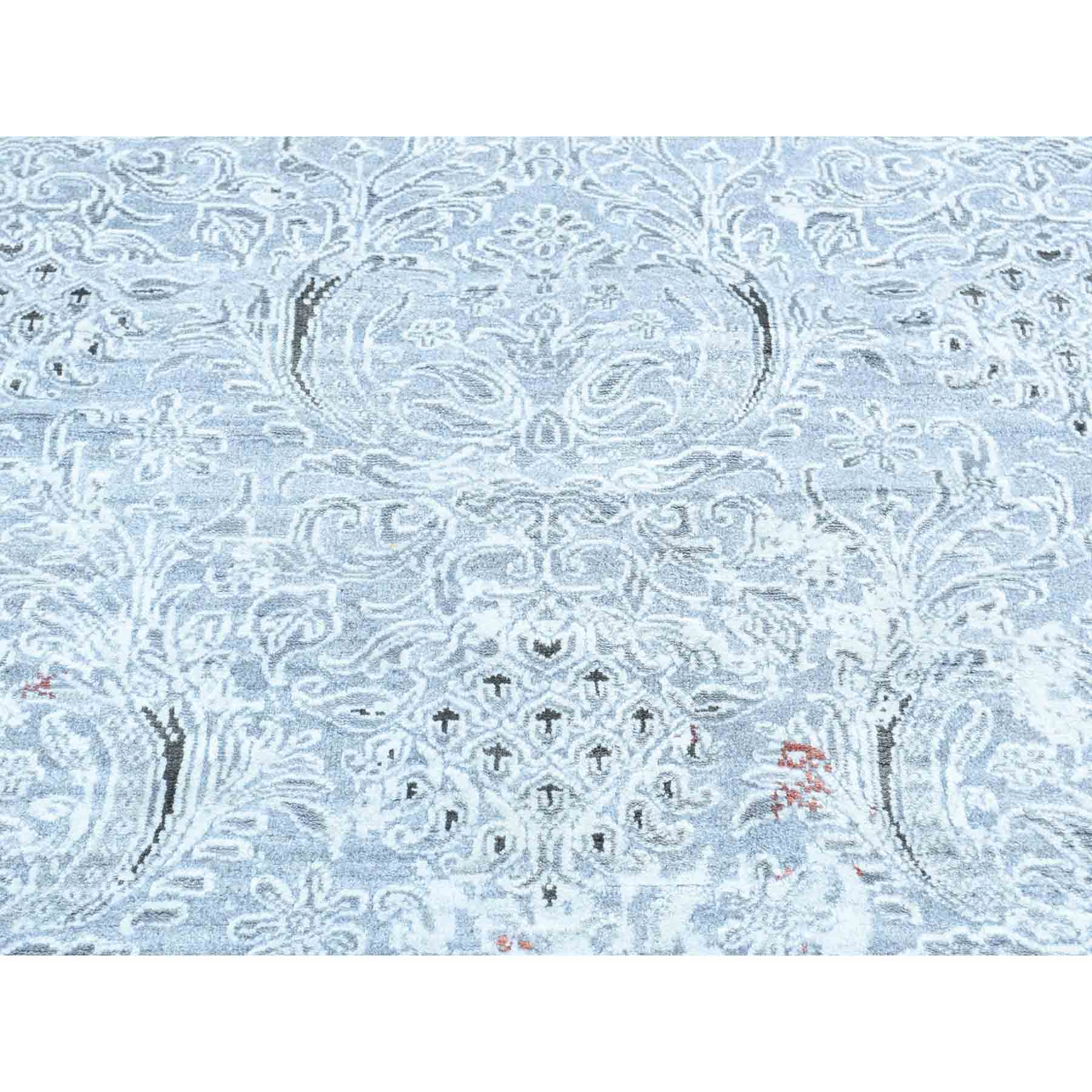 Transitional-Hand-Knotted-Rug-160880