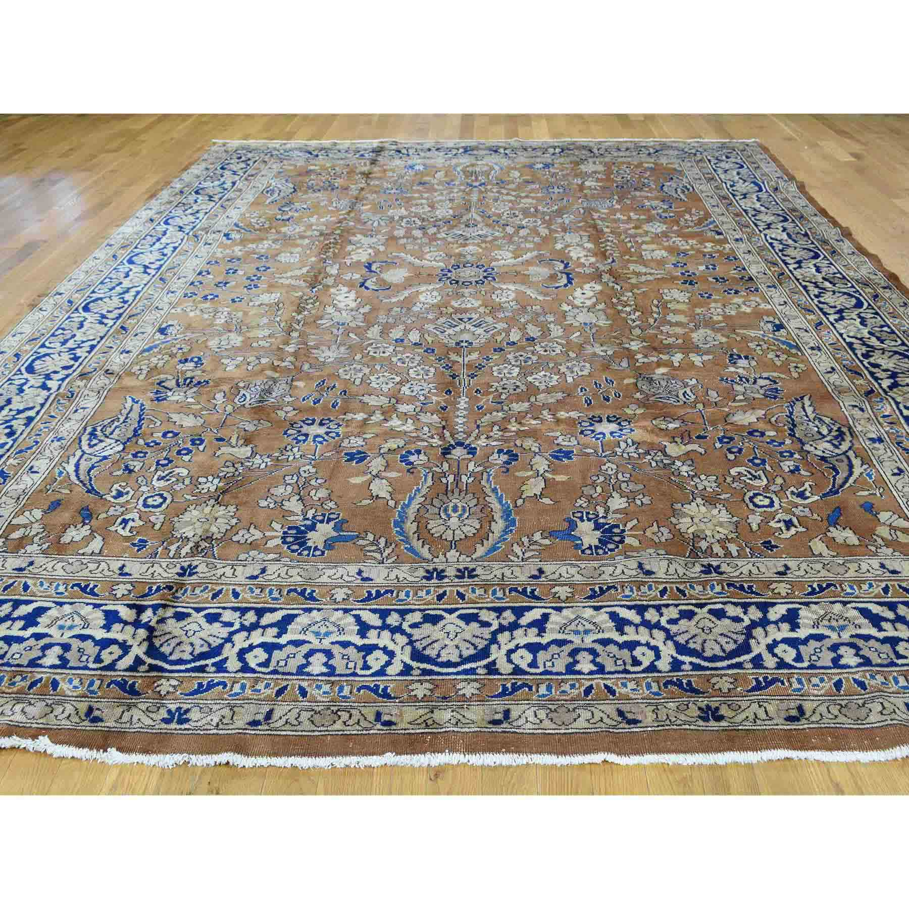 Antique-Hand-Knotted-Rug-167920