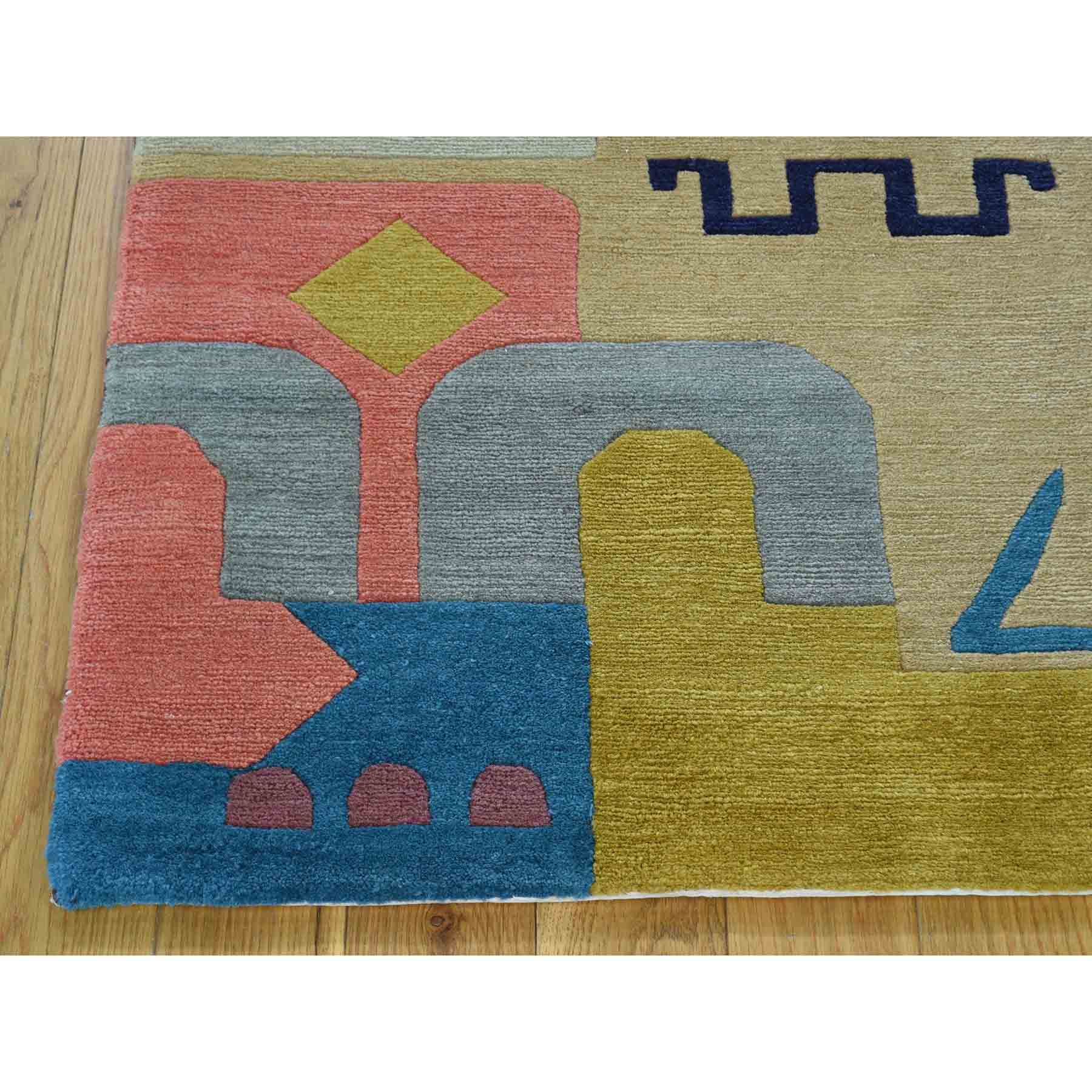 Modern-Contemporary-Hand-Knotted-Rug-170425