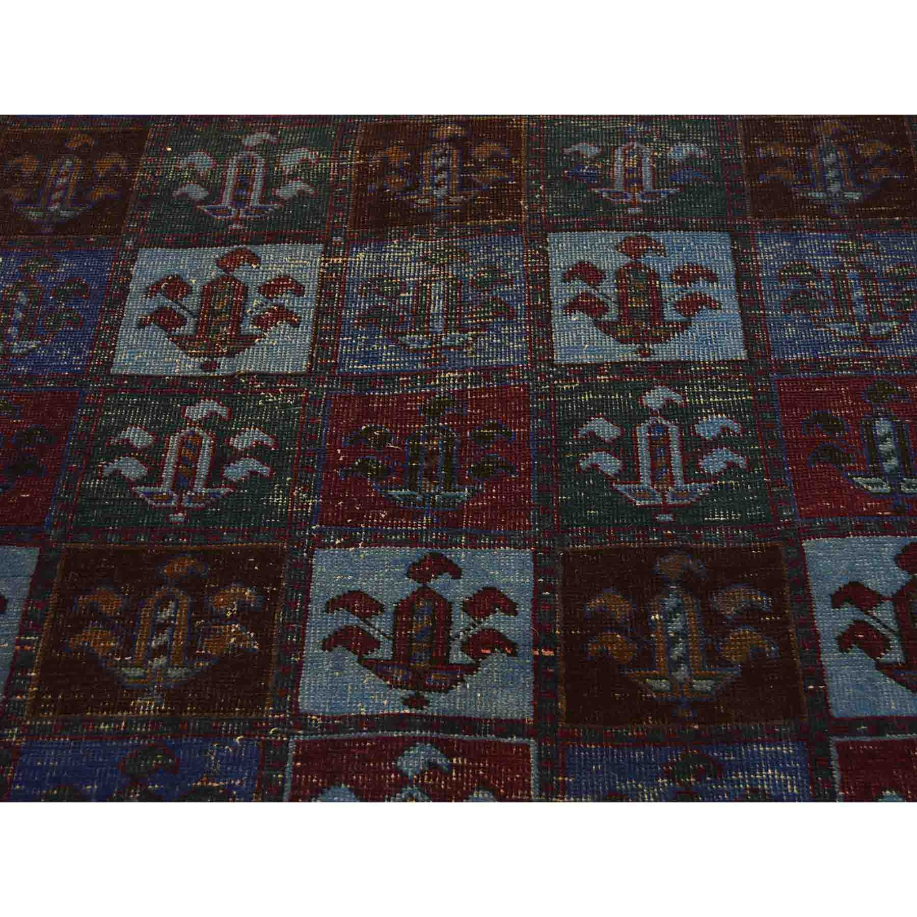 Overdyed-Vintage-Hand-Knotted-Rug-192715