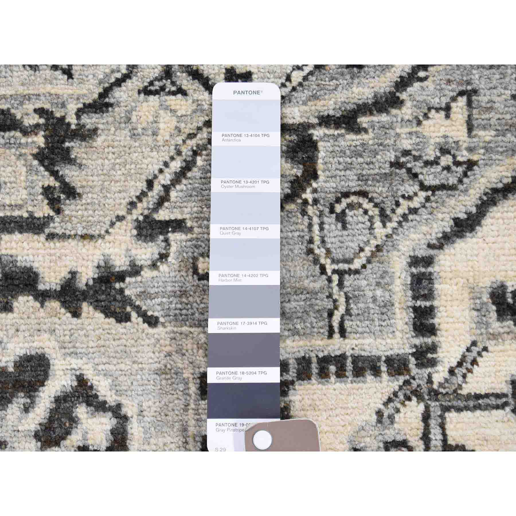 Heriz-Hand-Knotted-Rug-203240