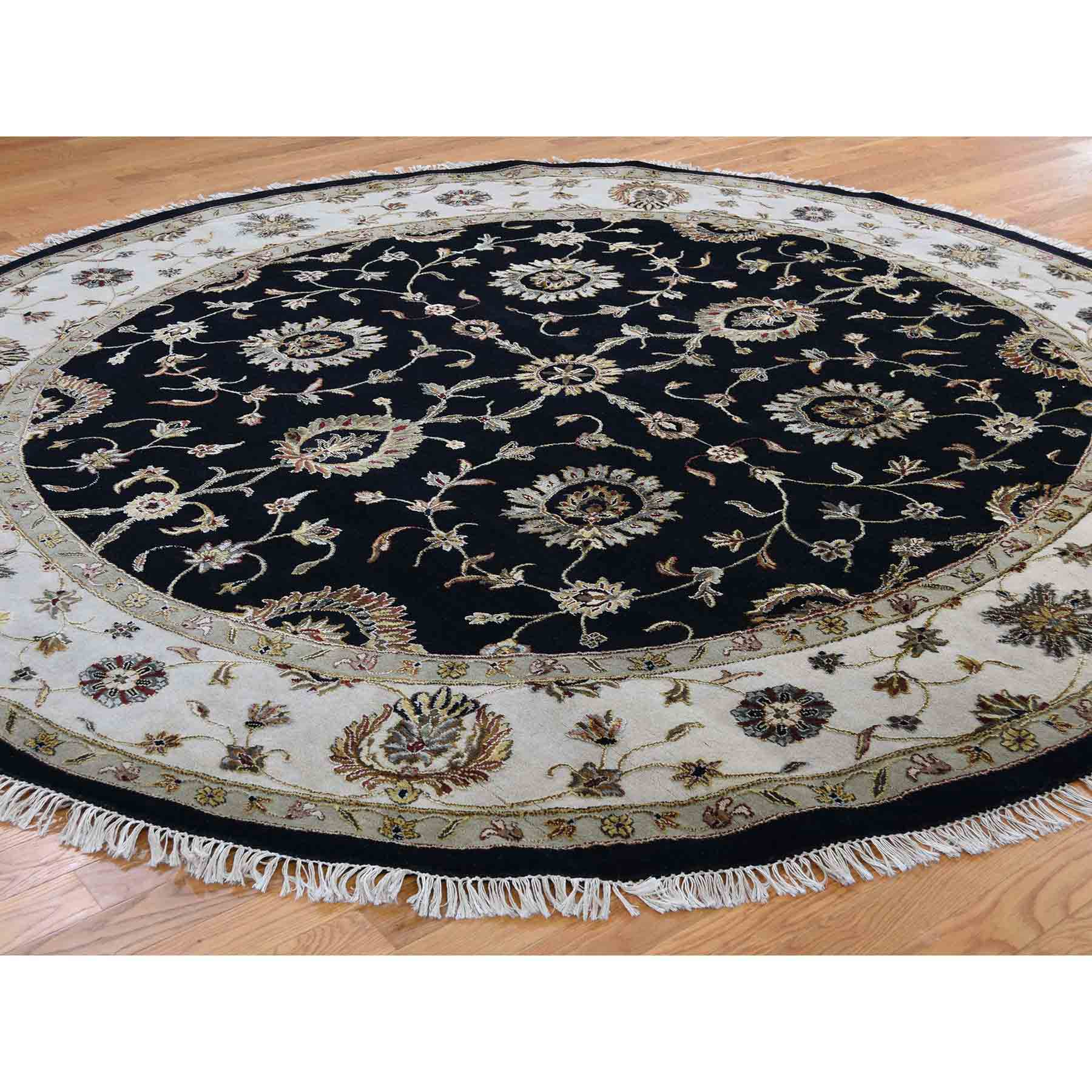 Rajasthan-Hand-Knotted-Rug-211540