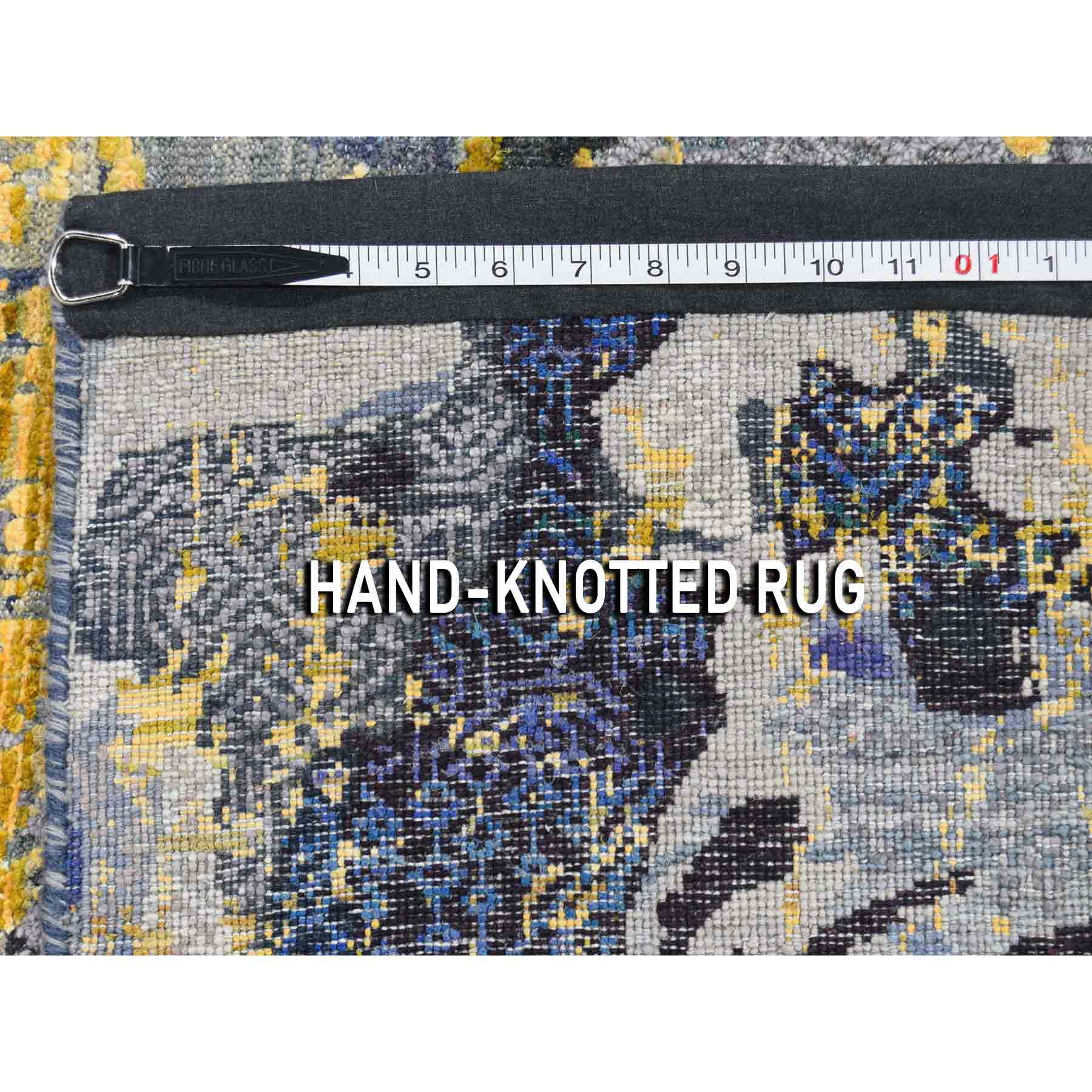 Modern-and-Contemporary-Hand-Knotted-Rug-226555