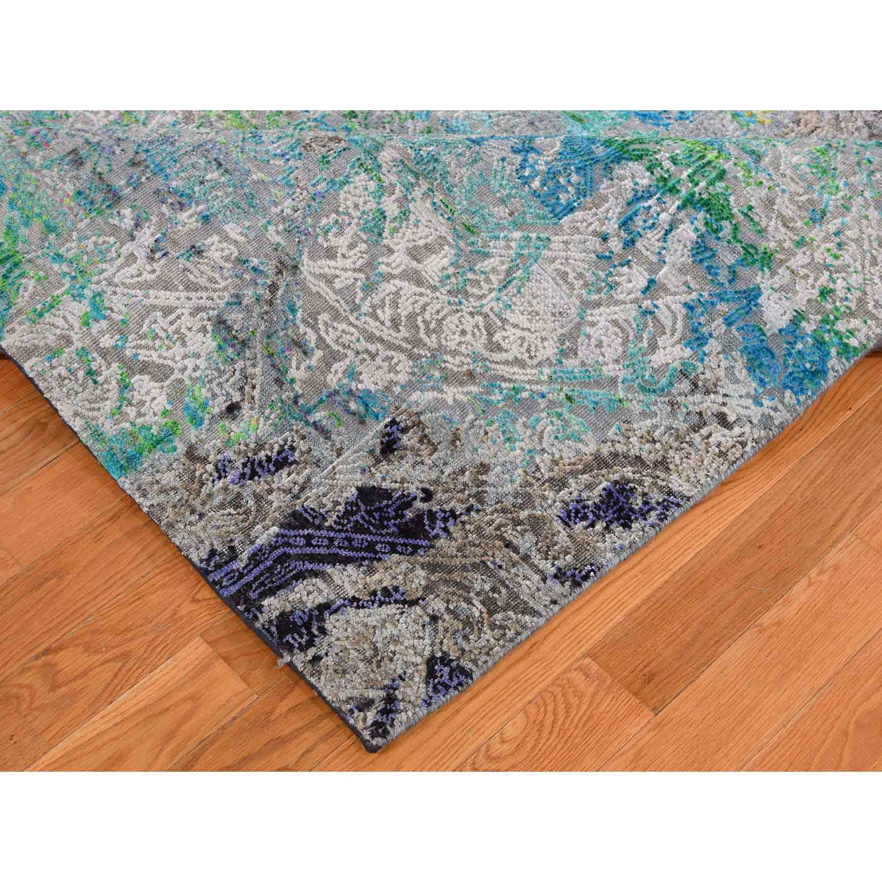Modern-and-Contemporary-Hand-Knotted-Rug-228545