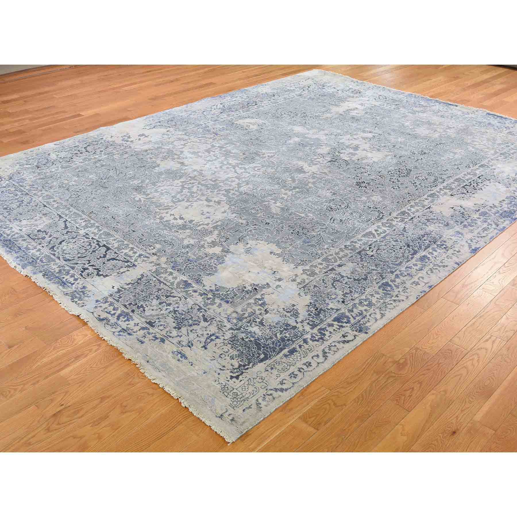 Transitional-Hand-Knotted-Rug-231280