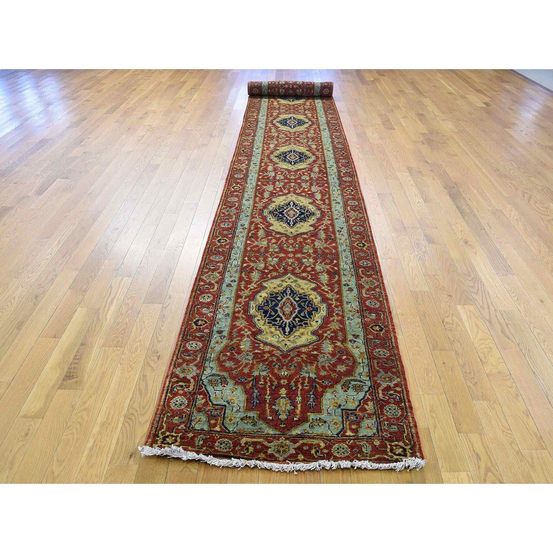Heriz-Hand-Knotted-Rug-234920
