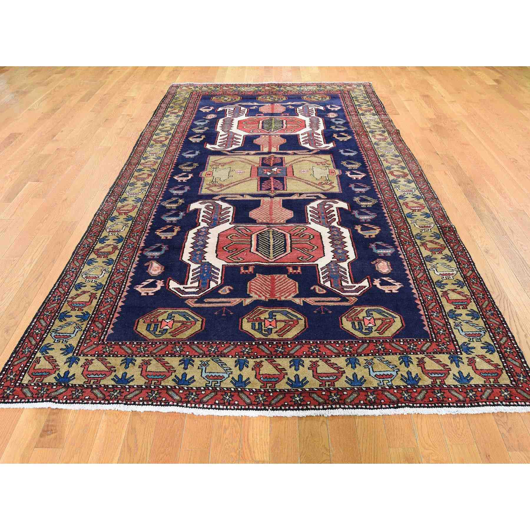 Persian-Hand-Knotted-Rug-233750