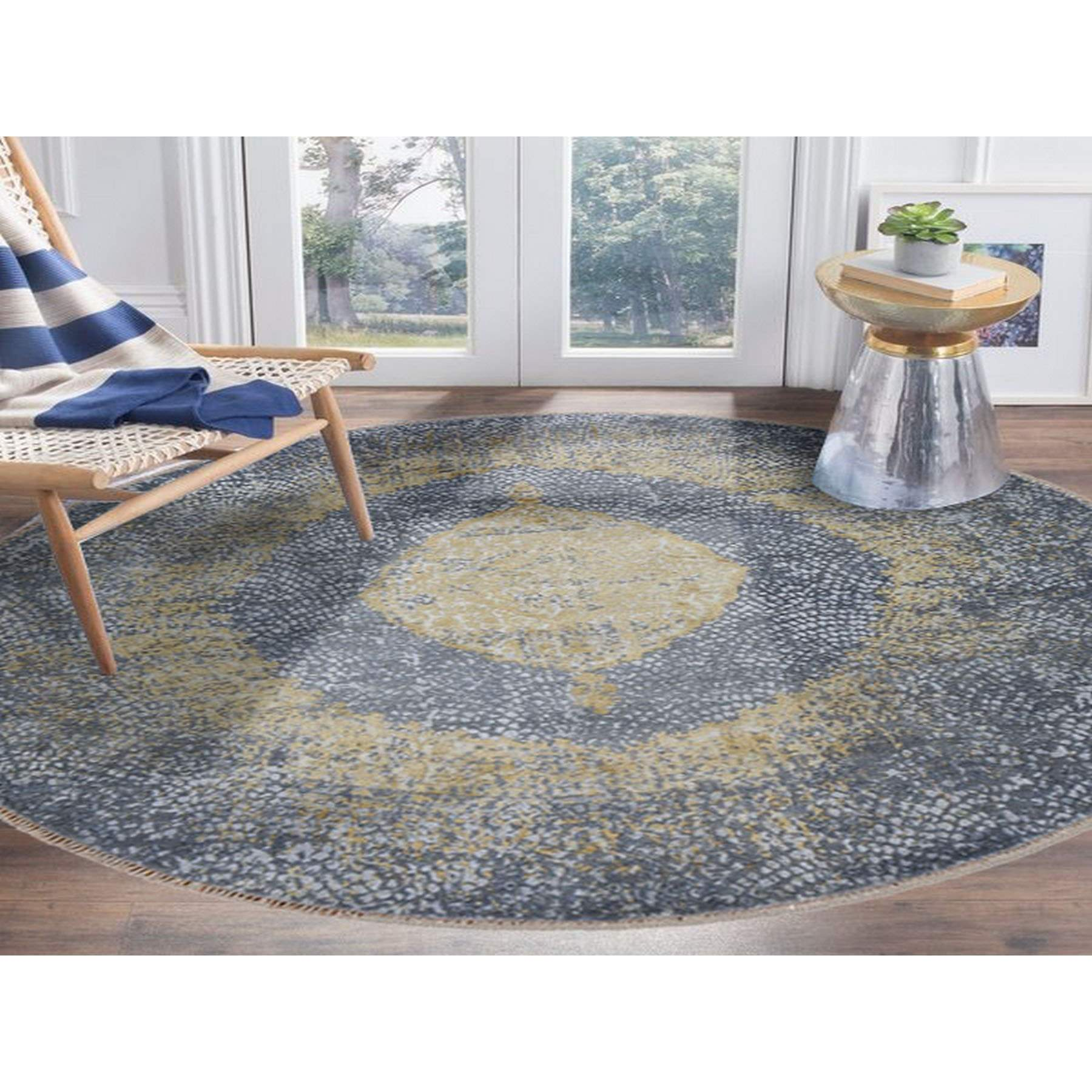 Transitional-Hand-Knotted-Rug-236035