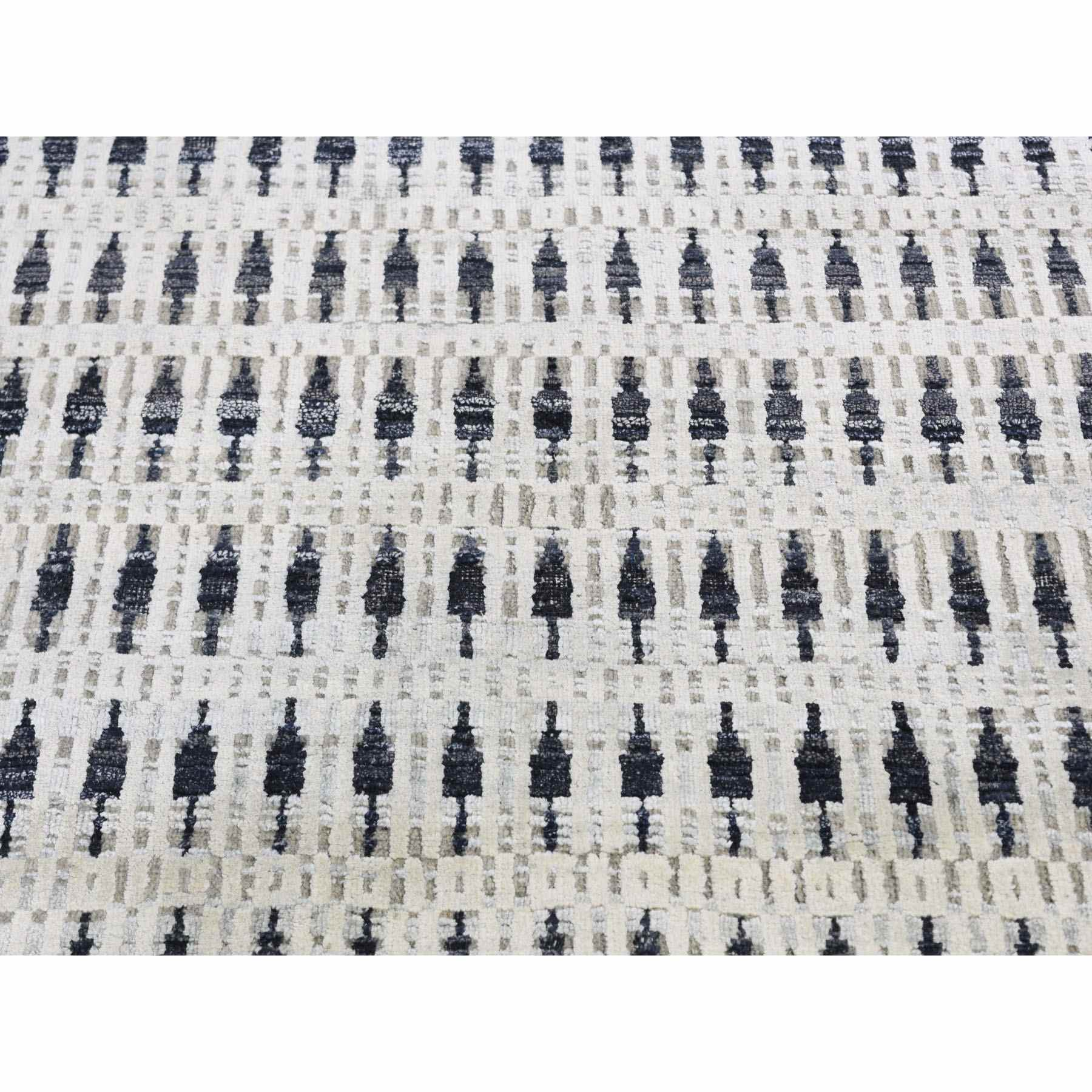 Modern-and-Contemporary-Hand-Knotted-Rug-238440
