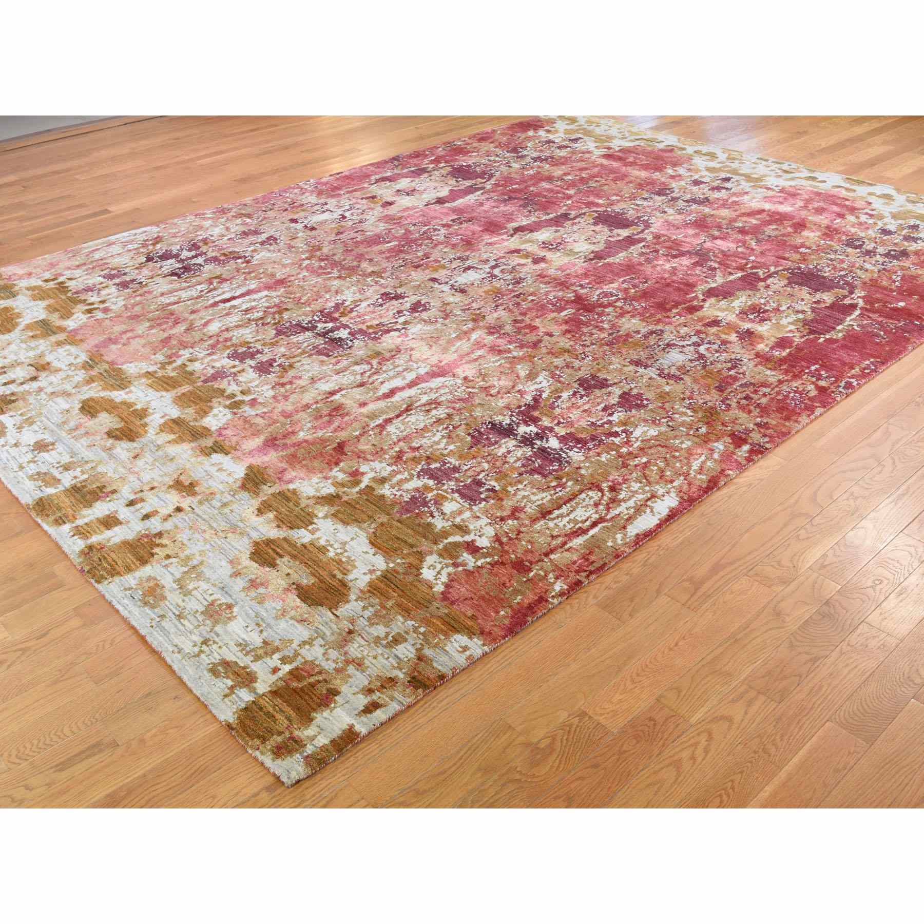 Modern-and-Contemporary-Hand-Knotted-Rug-239555