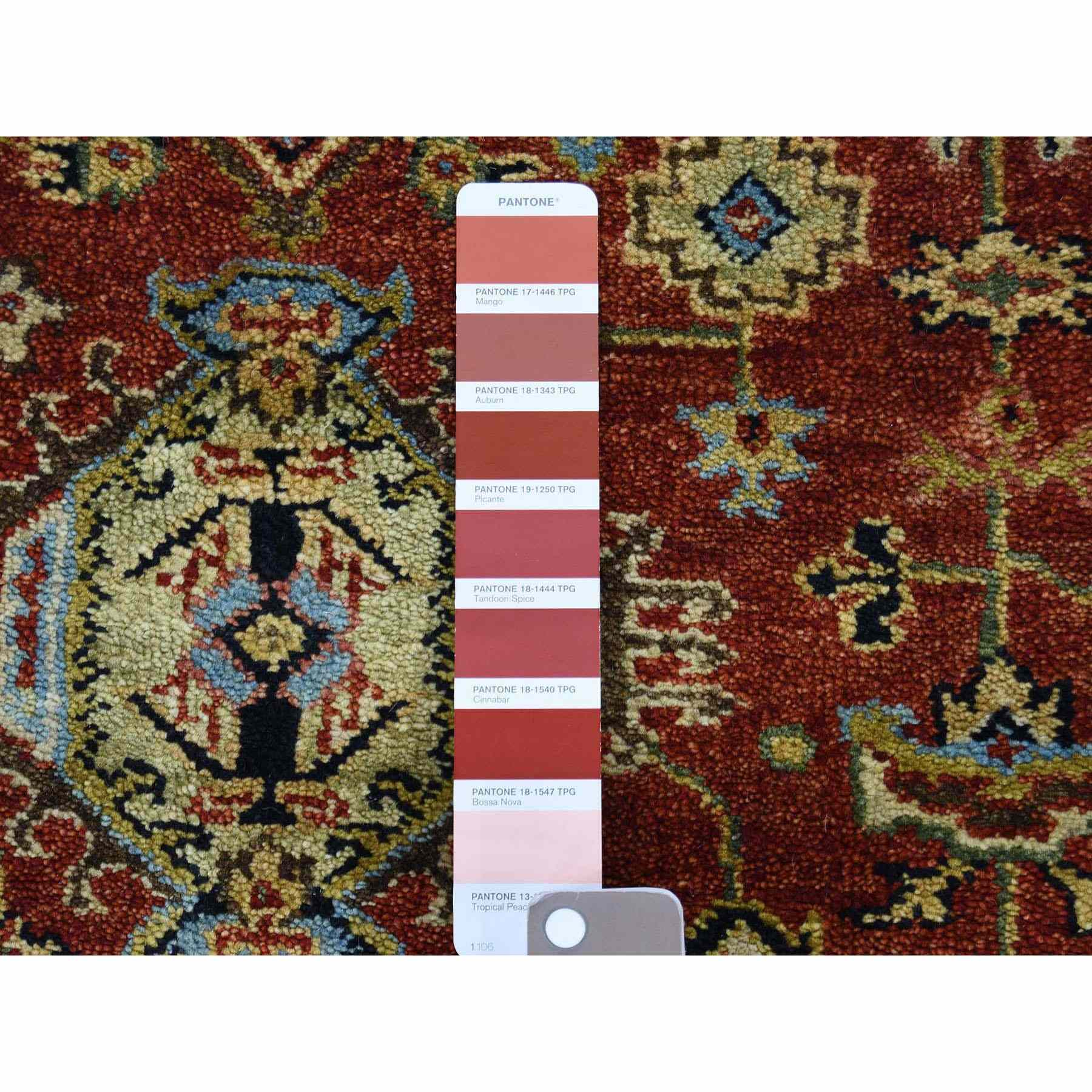 Heriz-Hand-Knotted-Rug-240195
