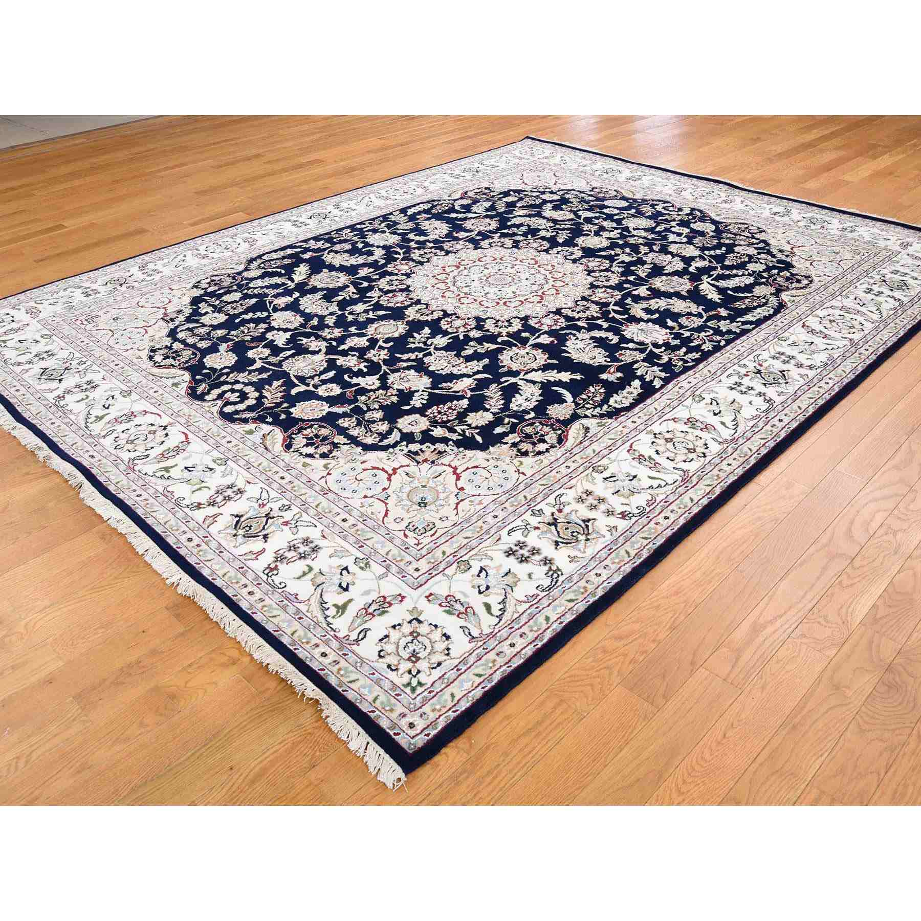 Fine-Oriental-Hand-Knotted-Rug-243990