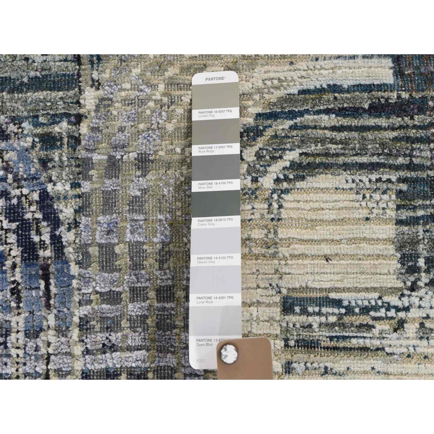 Modern-and-Contemporary-Hand-Knotted-Rug-242540