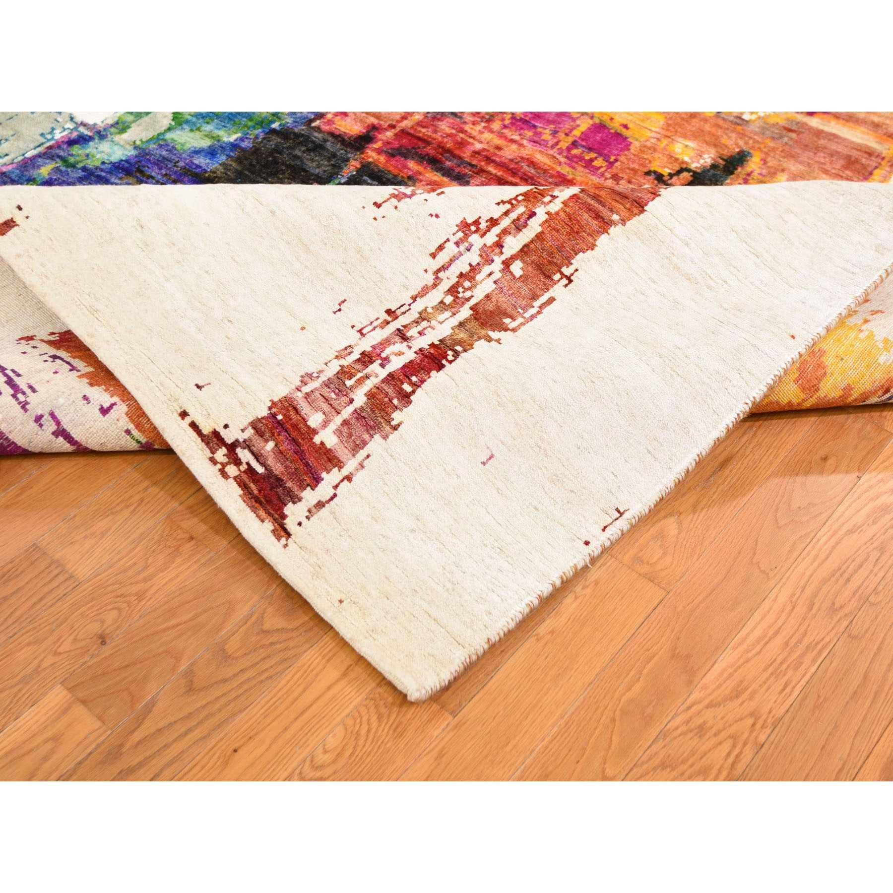 Modern-and-Contemporary-Hand-Knotted-Rug-242555