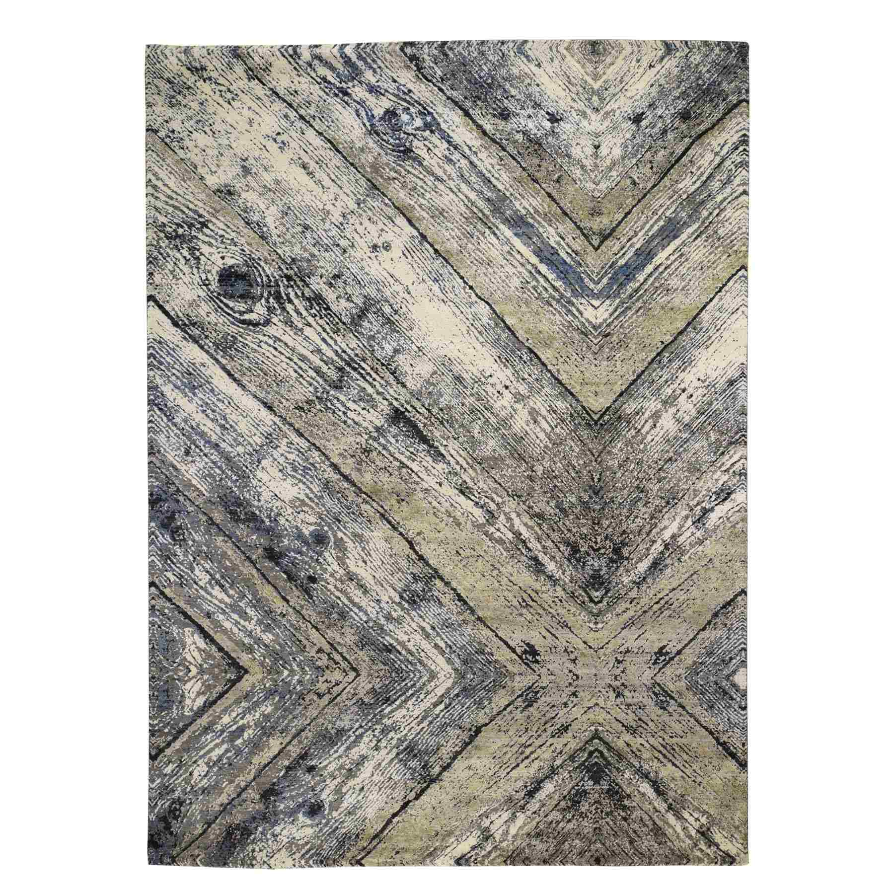 Modern-and-Contemporary-Hand-Knotted-Rug-242570