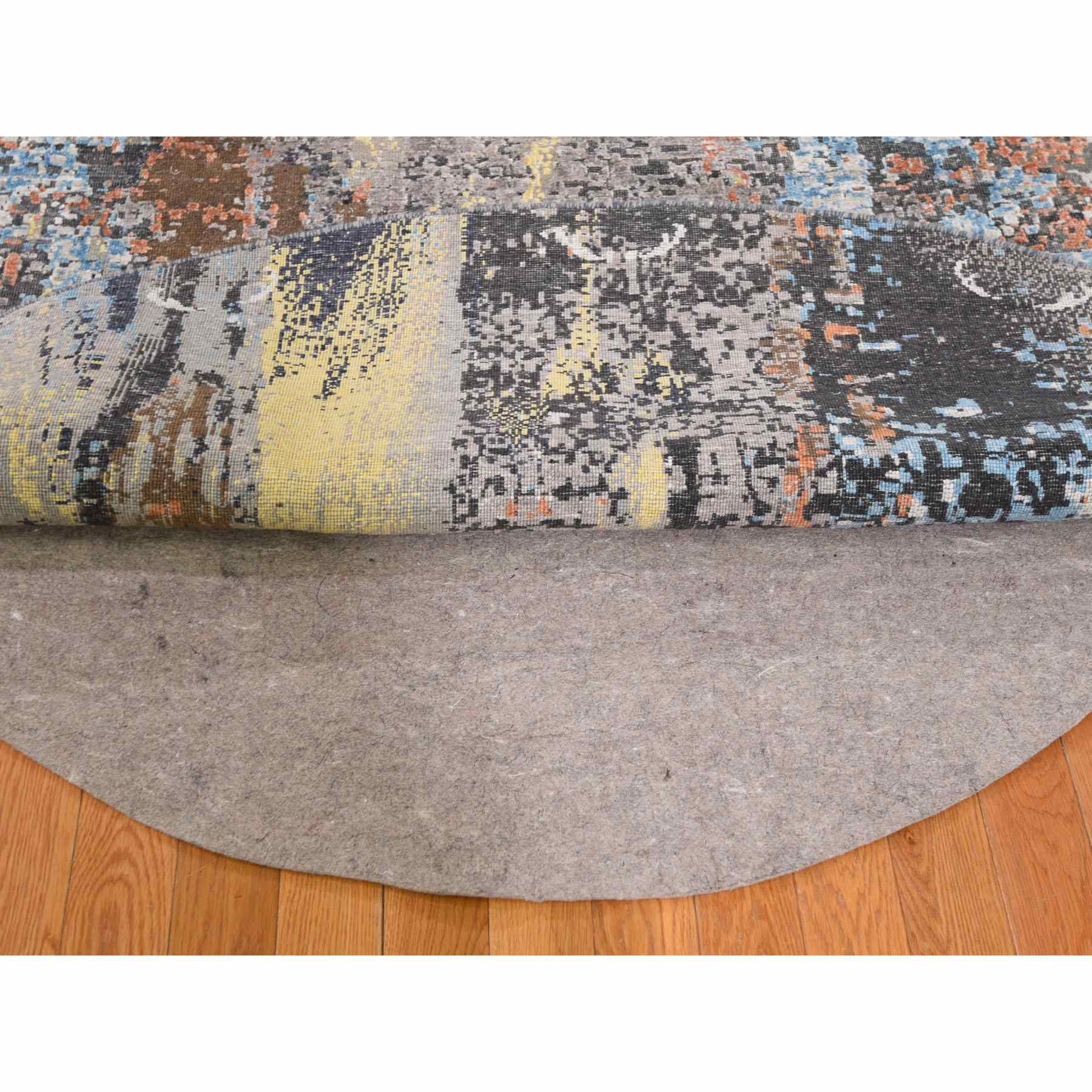 Modern-and-Contemporary-Hand-Knotted-Rug-242875
