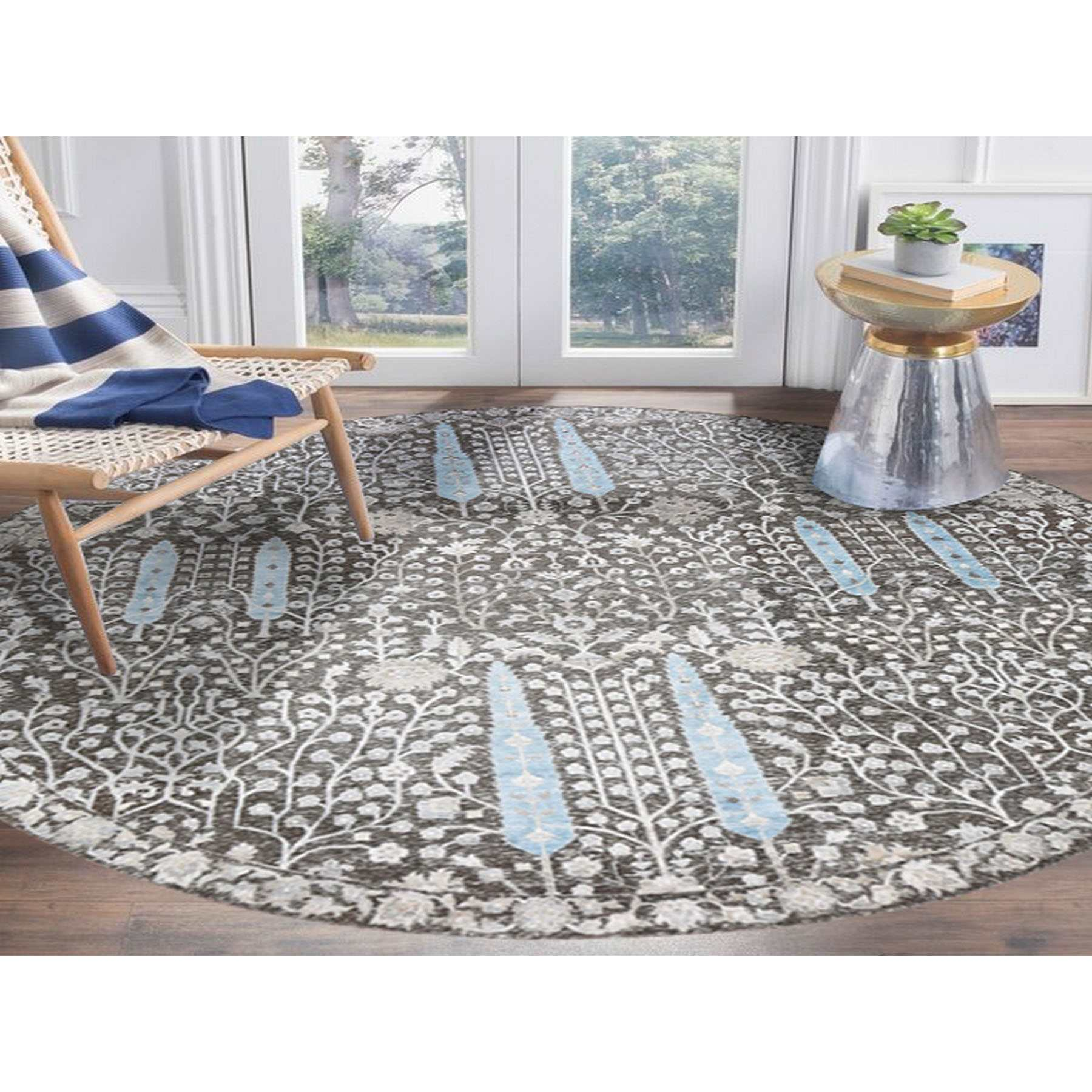 Transitional-Hand-Knotted-Rug-244655