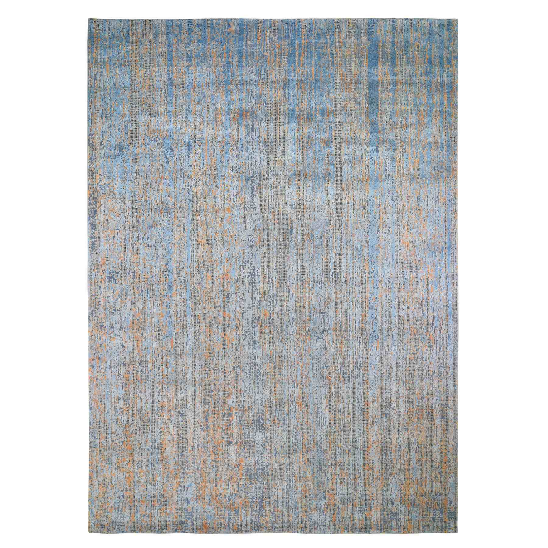Modern-and-Contemporary-Hand-Knotted-Rug-245385