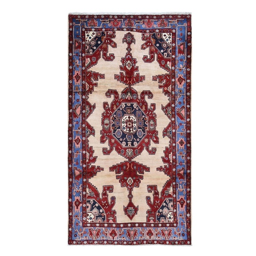Gallery Size North West Persian Pure Wool Hand Knotted Oriental