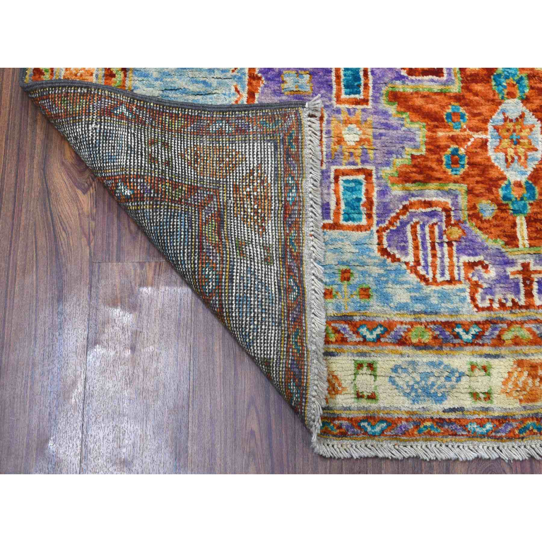 Tribal-Geometric-Hand-Knotted-Rug-265765