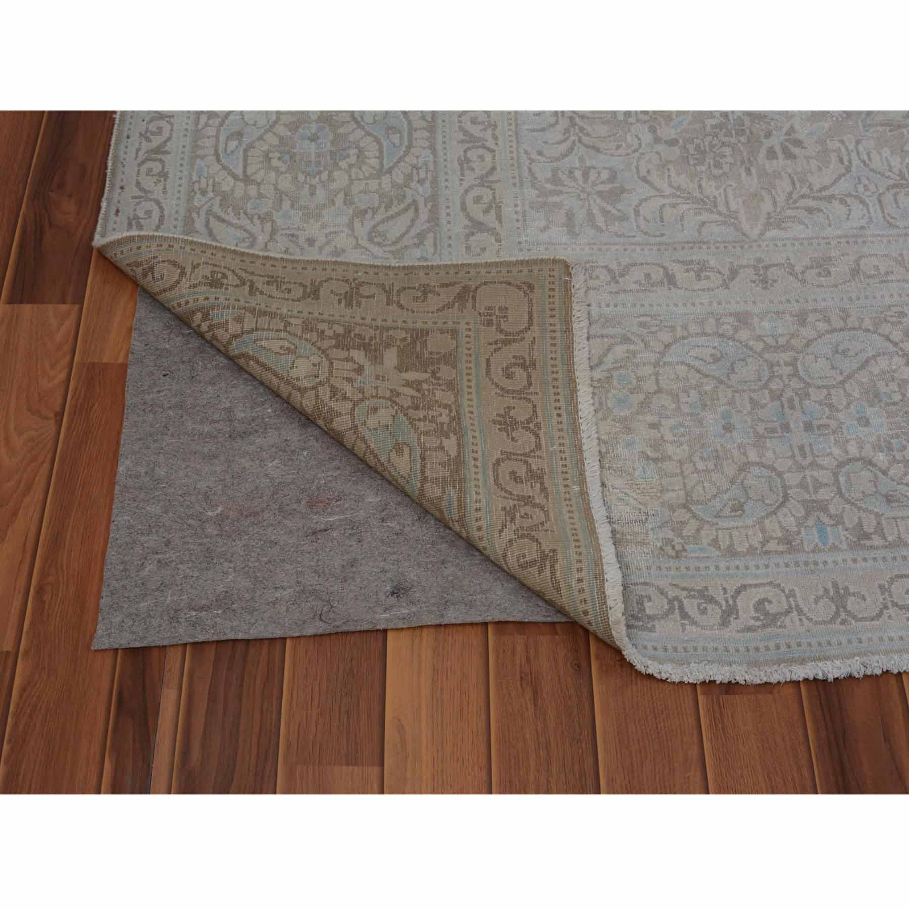 Overdyed-Vintage-Hand-Knotted-Rug-287025