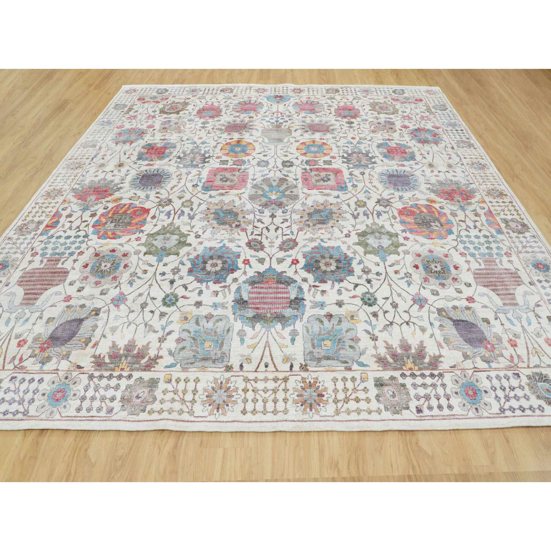 Transitional-Hand-Knotted-Rug-290670