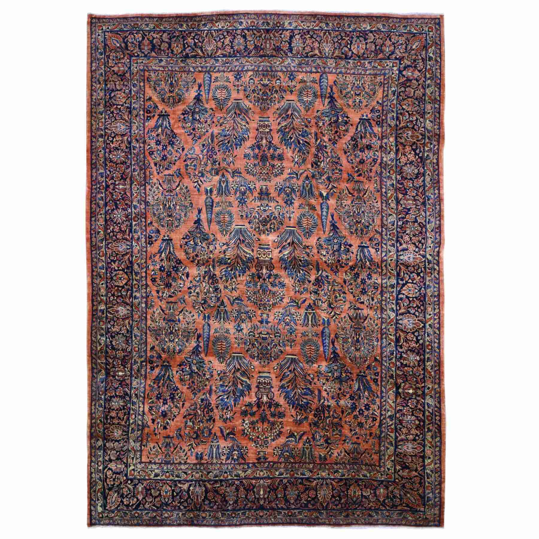 Antique-Hand-Knotted-Rug-296465