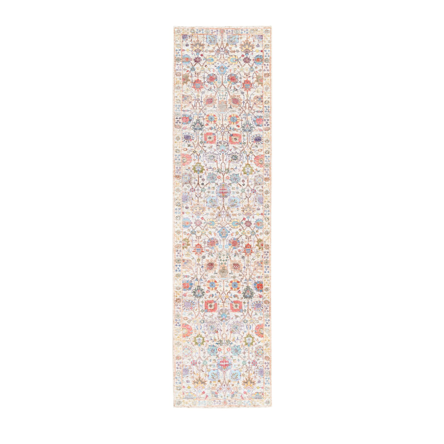 Transitional-Hand-Knotted-Rug-311450