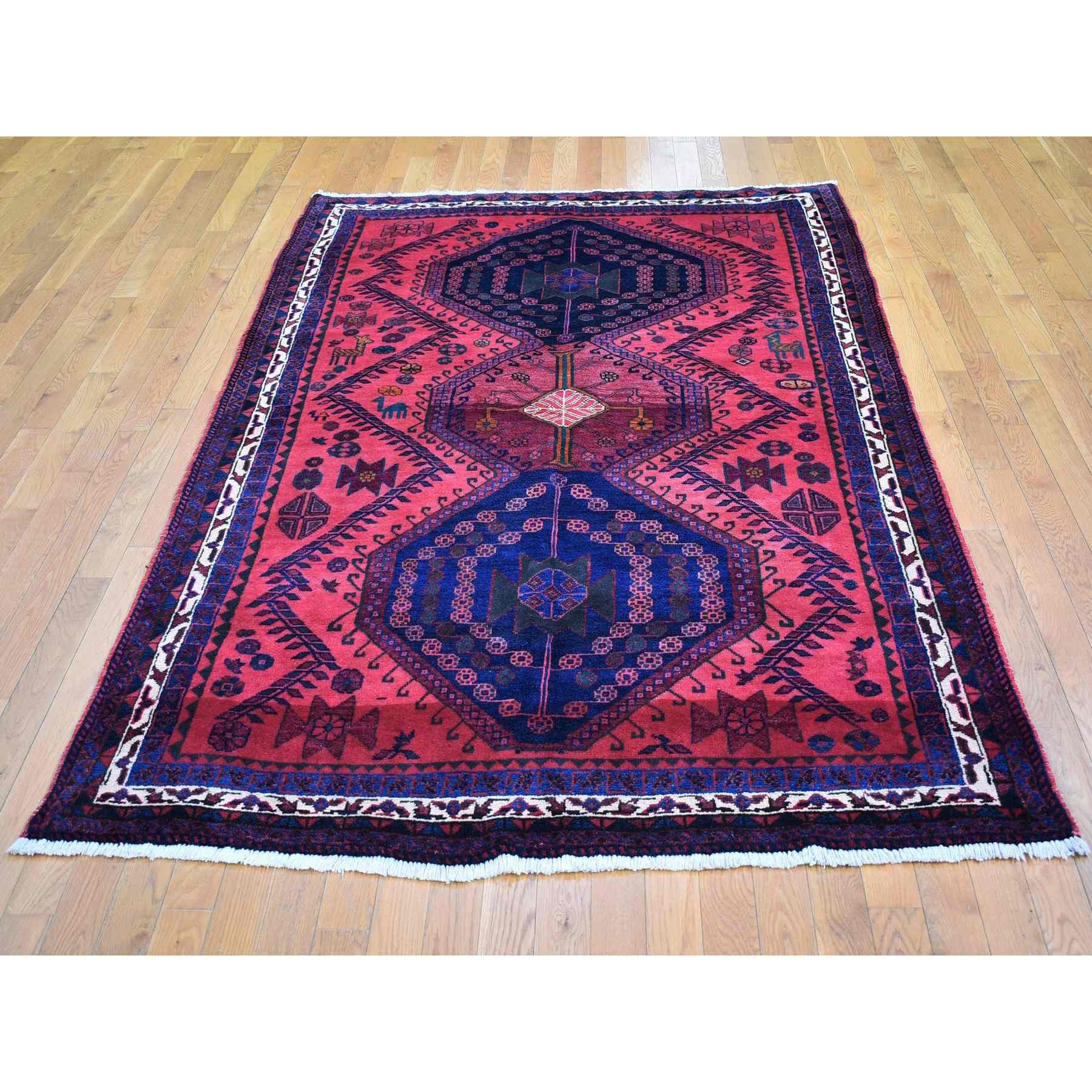 Persian-Hand-Knotted-Rug-333085