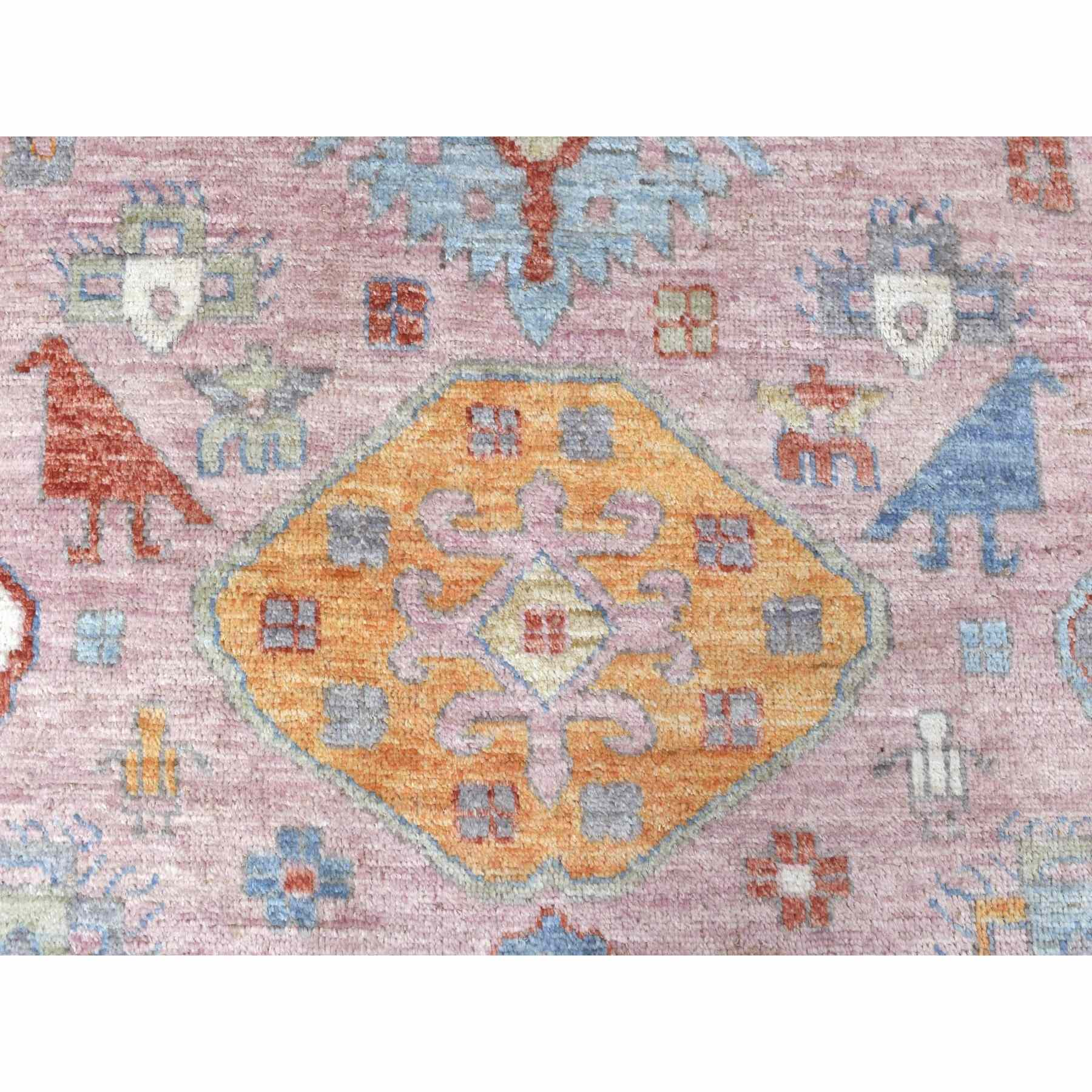 Tribal-Geometric-Hand-Knotted-Rug-336655